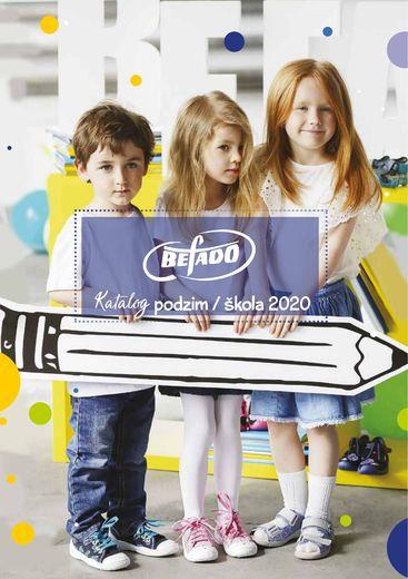 Dětský katalog podzim škola 2020